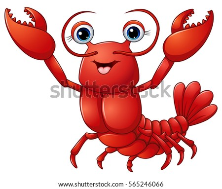 Lobster Cartoon Stock Images, Royalty-Free Images & Vectors | Shutterstock