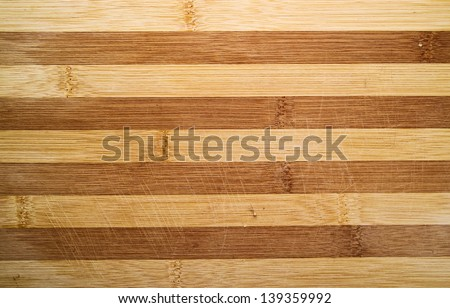 Cutting chop plate board texture, top view - stock photo