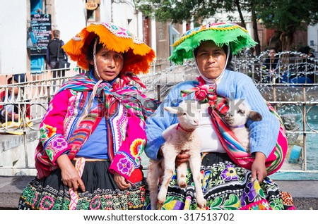 Peruvian Stock Photos Images Amp Pictures Shutterstock