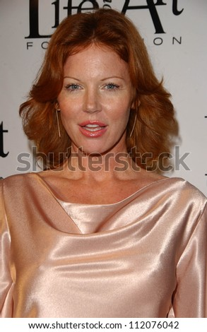 "Cynthia Basinet at the 4th Annual ""Red Party"" Presented by Redrock Entertainment Development to benefit the Life Through Art Foundation. The Music Box, Hollywood, CA. 03-10-07"