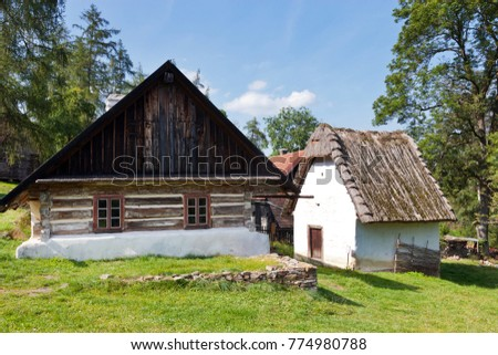 czech republic velhartice sep 24 2016 open air museum of folk - Traditional Castle 2016