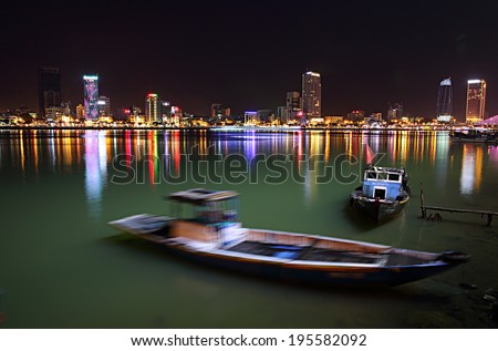 Da Nang by night