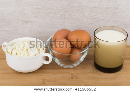 Dairy products and eggs are sources of animal protein