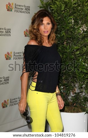 "Daisy Fuentes at the Elizabeth Glaser Foundation's ""A Time for Heroes"" Celebrity Picnic, Wadsworth Theater, Los Angeles, CA 06-03-12"