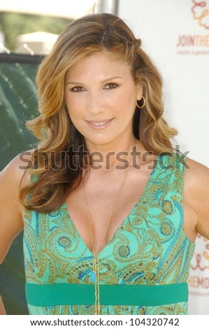 Daisy Fuentes at the 20th Annual A Time For Heroes Celebrity Carnival benefitting Elizabeth Glaser Pediatric AIDS Foundation. Wadsworth Theater, Los Angeles, CA. 06-07-09