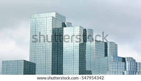 DALLAS, TEXAS- APRIL 19, 2016: Dallas skyscrapers, Texas