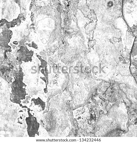 damage gray stone texture or background