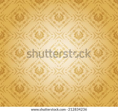 damask decorative wallpaper. vintage patterns. abstract background