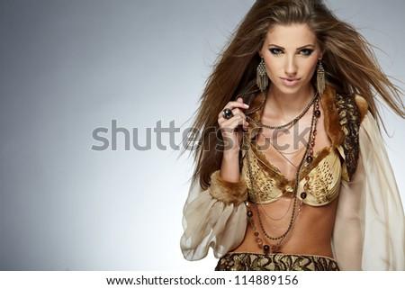 Dance Queen - stock photo