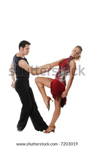 dancer dancing american people sport classical activity - stock photo