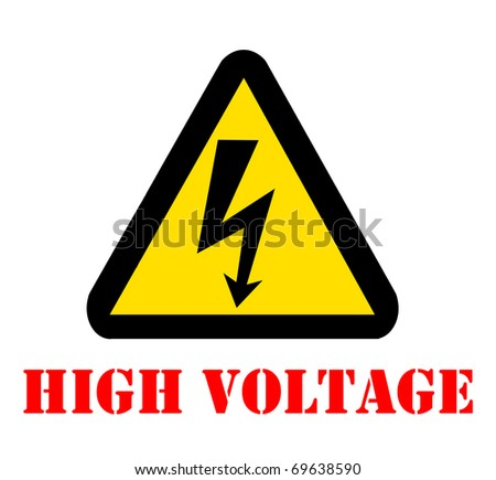 Electricity Sign Stock Images Royalty Free Images