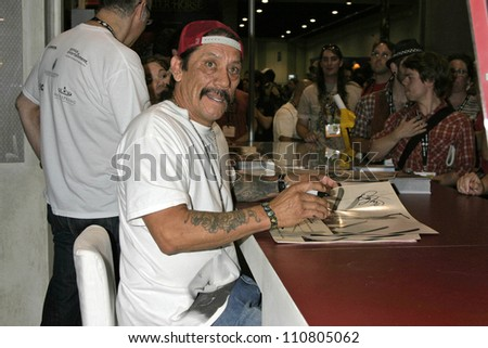 Danny Trejo at 2007 Comic-Con International. San Diego Convention Center, San Diego, CA. 07-27-07