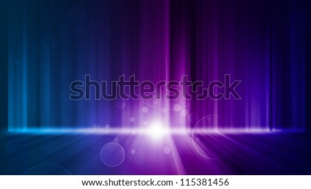 Dark abstract light and bokeh Wallpaper background