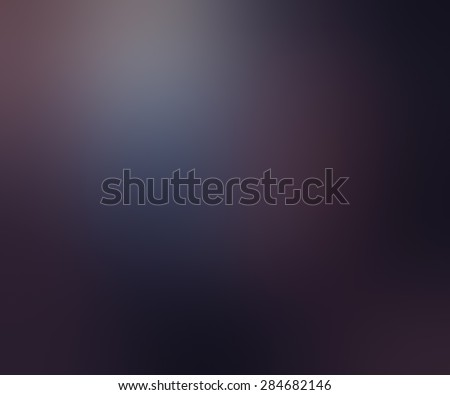 Dark abstraction. Blurred multicolor background, pattern, wallpaper. - stock photo
