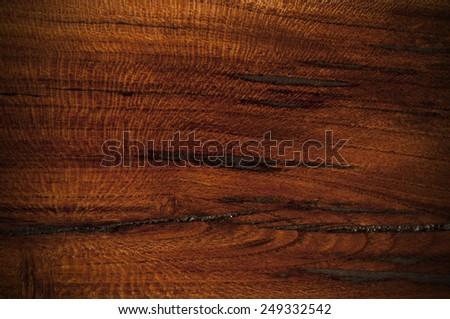 dark almond wood texture - stock photo