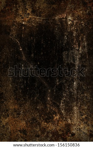 Dark and evil Grunge Background for Halloween Posters - stock photo