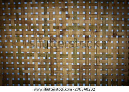 dark bamboo wood texture background