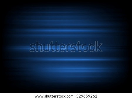 Dark blue abstract blurred stripes background