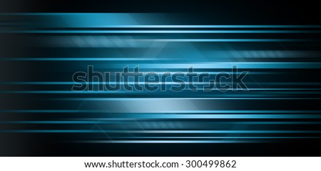 dark blue lines Abstract background. motion move - stock photo