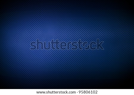 dark blue metal plate - stock photo