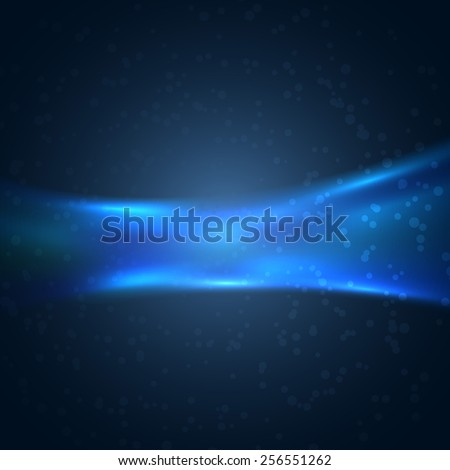 Dark blue modern hi-tech background