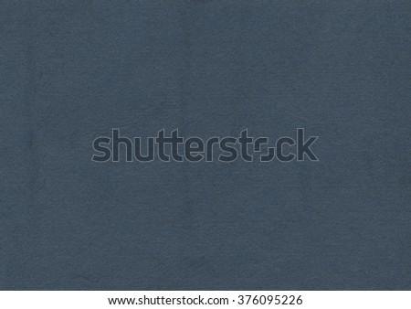 Dark blue paper background - stock photo