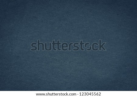Dark blue paper texture background. - stock photo
