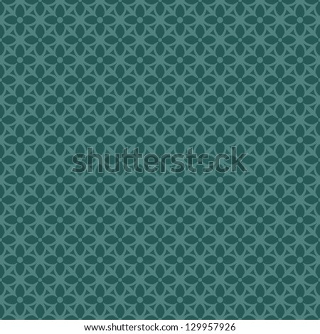 Dark blue seamless pattern