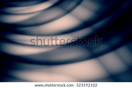 Dark blue template illustration abstract web background - stock photo