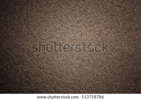 dark brown and black background with vintage grunge texture - stock photo