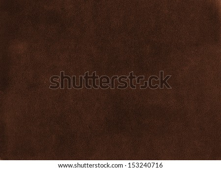 dark brown leather texture closeup  can be used as background.
