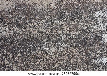 dark cement texture as background - stock photo