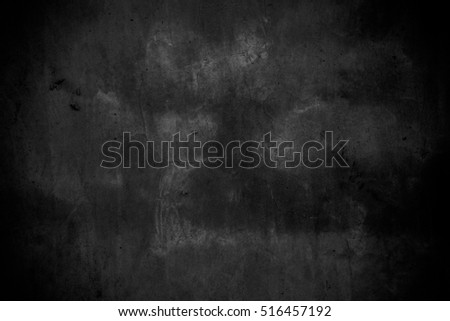 Dark cement wall background and texture. Vintage or grungy background of natural cement or stone old texture as a retro pattern wall.