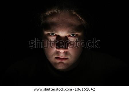 Faces of evil the dark