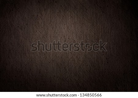 Dark Fabric Texture, Background - stock photo