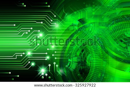 Dark green Light Abstract Technology background for computer graphic website internet business.circuit.illustration. abstract digital.infographics. motion move blur.neon. binary digit - stock photo