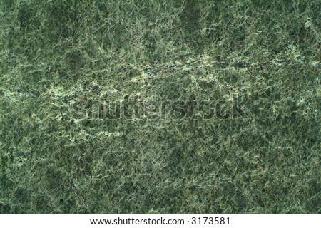 dark green marble texture - stock photo