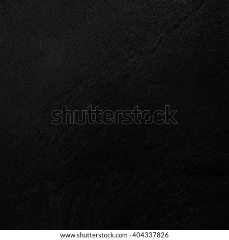 Dark grey black slate background or texture. - stock photo