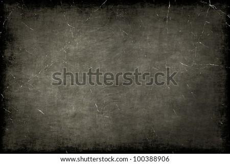 Dark  grunge vintage background - stock photo