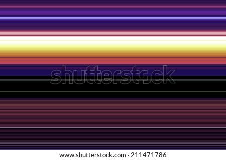 Dark Horizon Background - stock photo