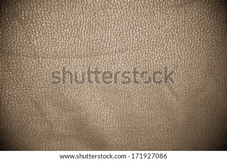 dark leather texture closeup to use as background