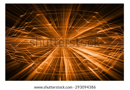 dark orange color Light Abstract Technology background for computer graphic website internet and business. circuit. illustration. abstract digital. beam. ray. infographics