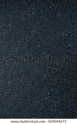 Dark pavement  - stock photo