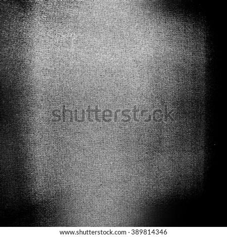 Dark photocopy texture background - stock photo