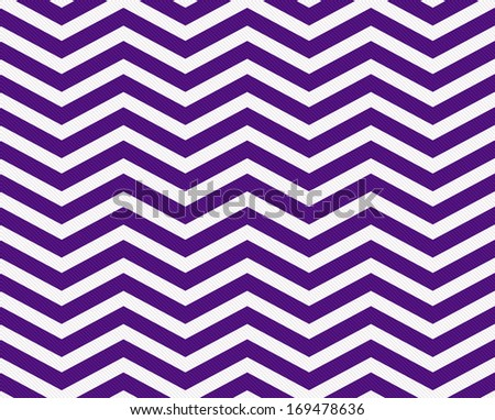 Dark Purple and White Zigzag Textured Fabric Background that is seamless and repeats