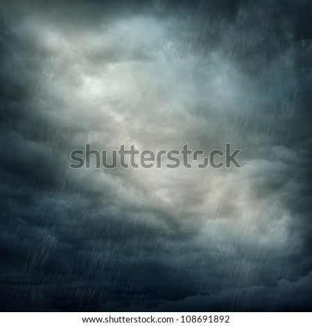 Rain Cloud Stock Images Royalty Free Images Amp Vectors