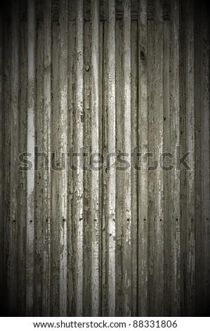 Dark Wood Background - stock photo