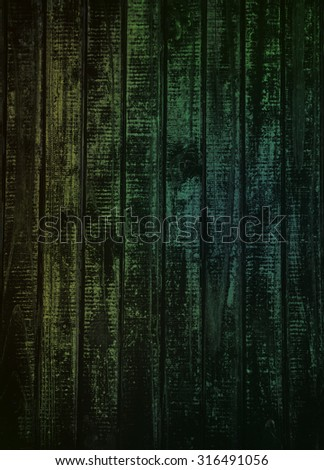 dark wood panels for background. - stock photo