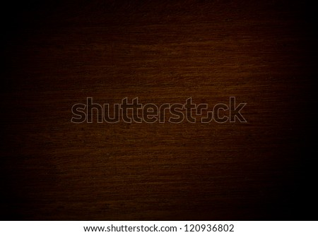 Dark wood texture for background usage - stock photo