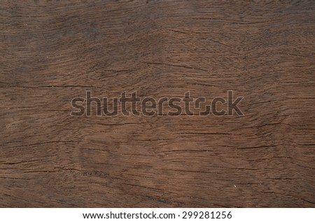 dark wooden texture - stock photo